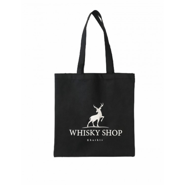 Сумка Whisky Shop черная
